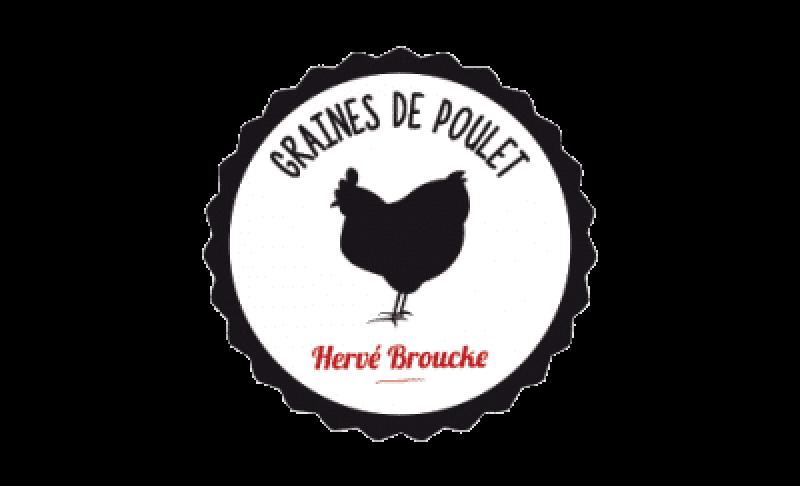 Création logo Graines de Poulet